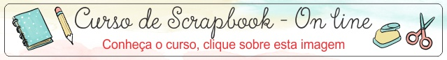 Curso de scrapbook on line