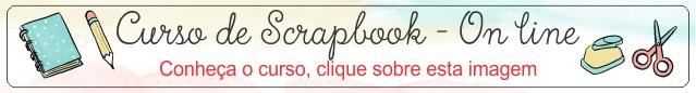 Curso de scrapbook on line