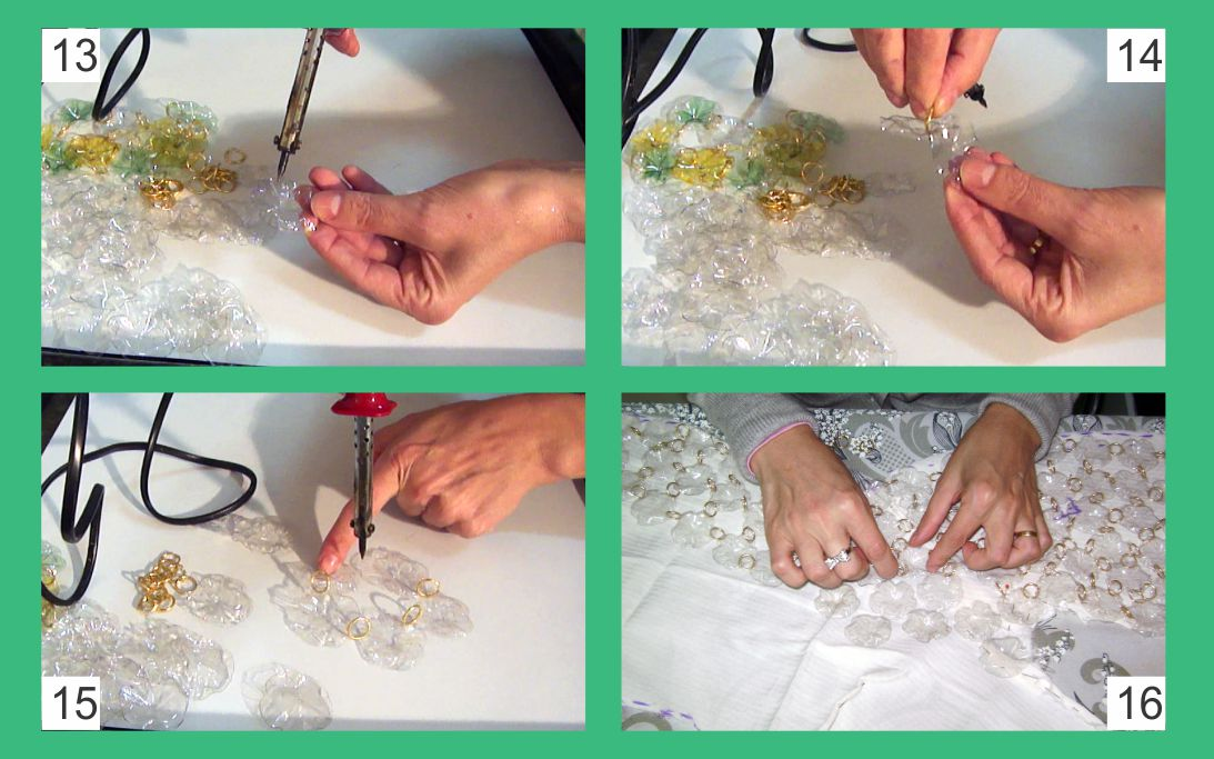 Reciclagem de Garrafa Pet - Acessório de Moda