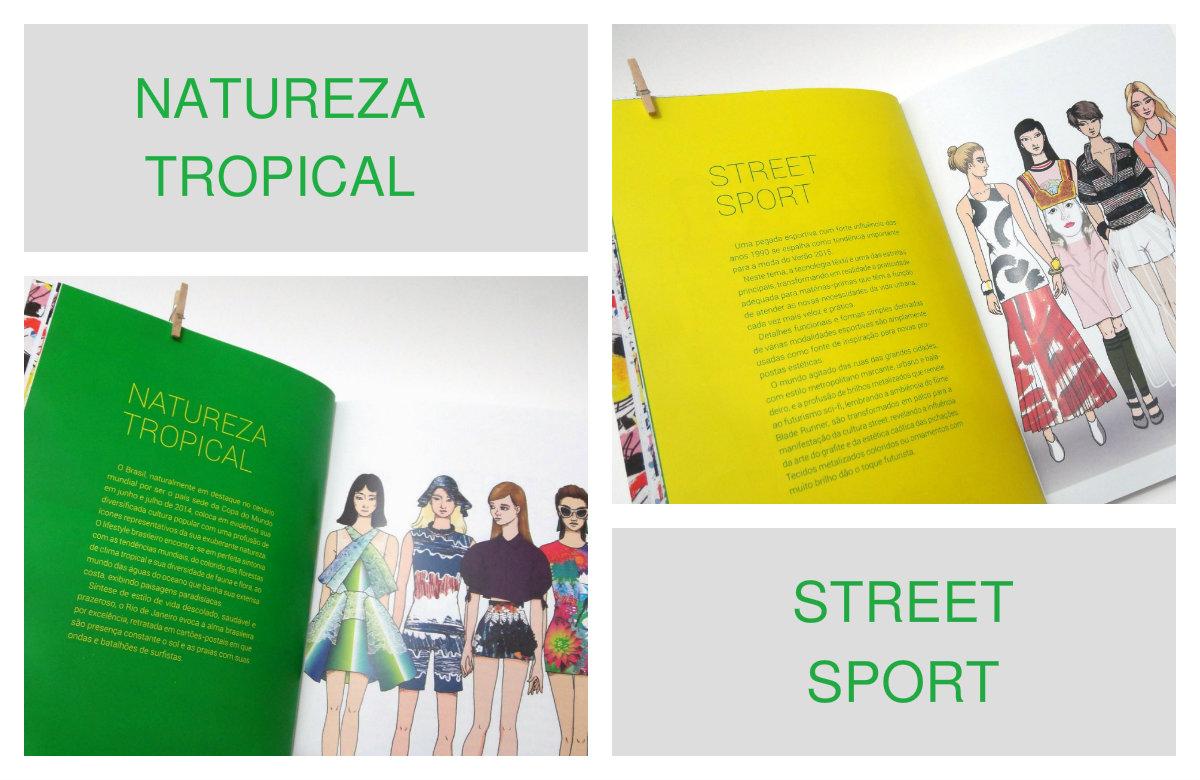 Temas e Tendências de Moda por Senac Moda Informação