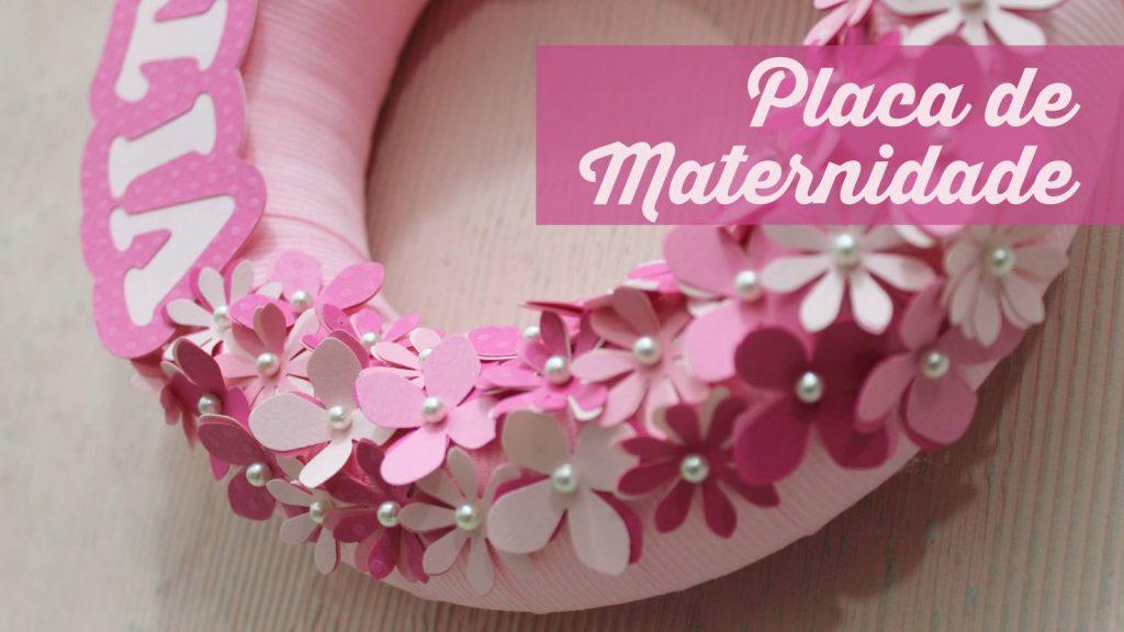 Placa de maternidade