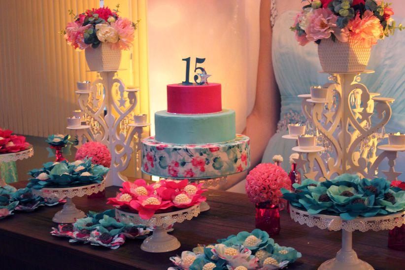 Decoração Festa 15 Anos 3