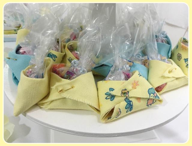 Como fazer decoração para chá de bebê