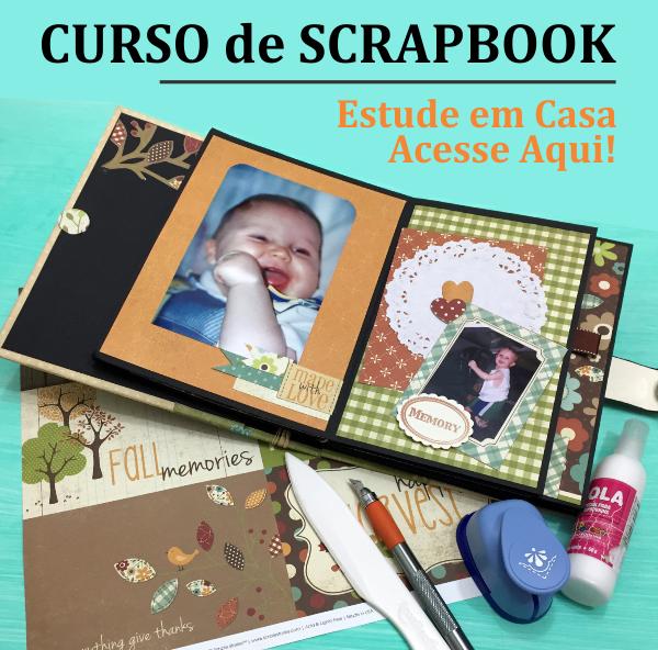 Curso de scrapbook 1