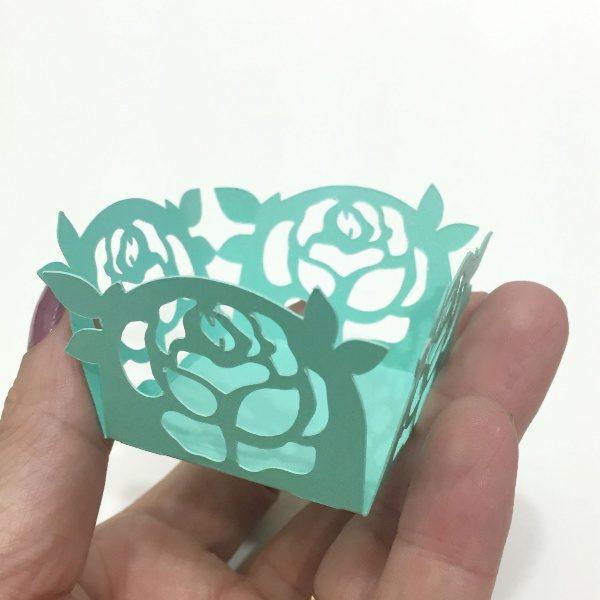 Moldes Forminhas papel de scrap