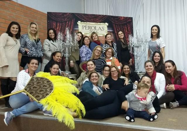 Congresso de Mulheres Pérolas  14