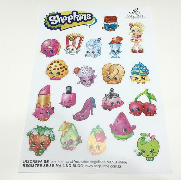 Shopkins Tags