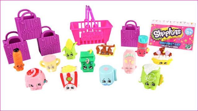 Decoração Infantil Tema Shopkins 1