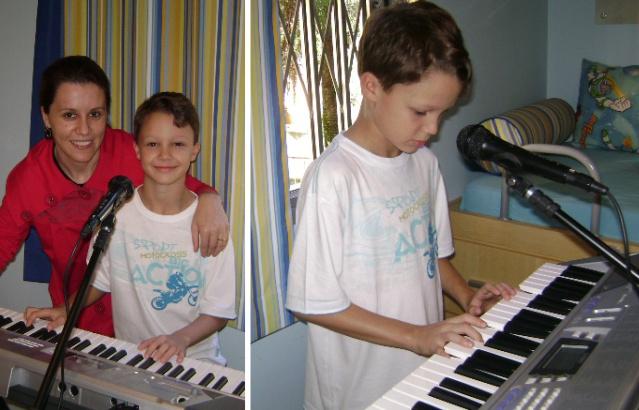 Curso de Piano pela internet