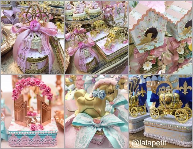 Mimos de luxo ou lembranças de luxo